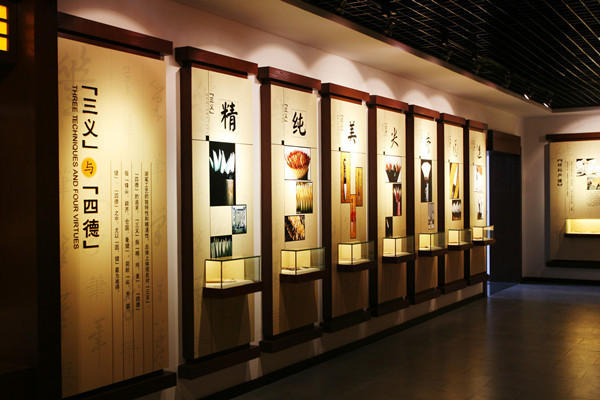 中国湖笔文化馆